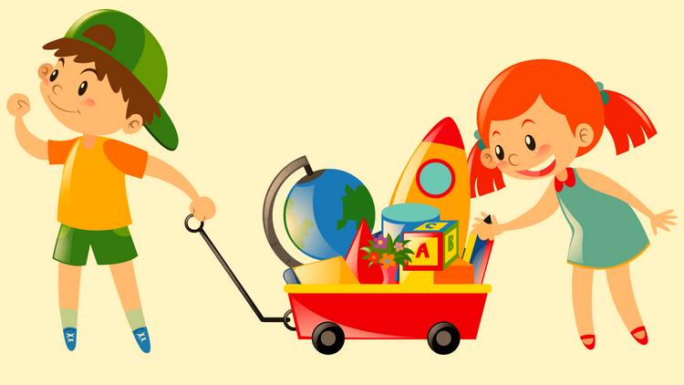 Игрушки для развития детей до года