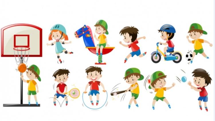 Спорт и дети