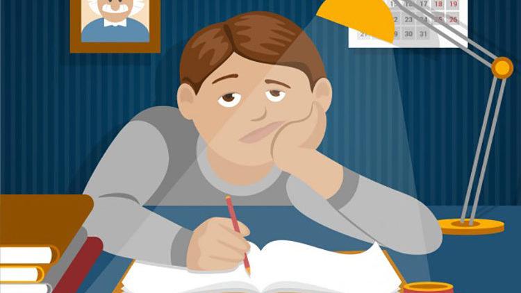 Почему ребёнок не хочет учиться