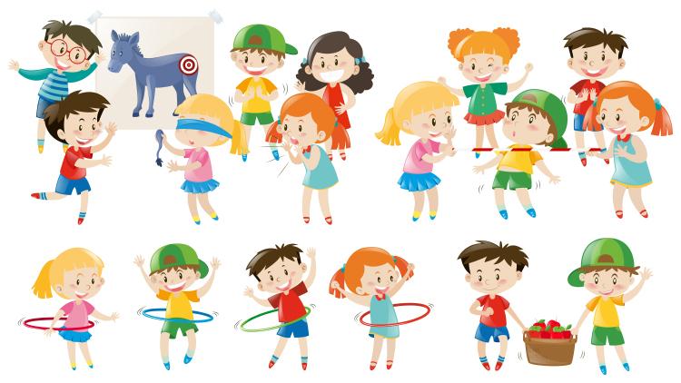 Игры для подготовки детей к школе