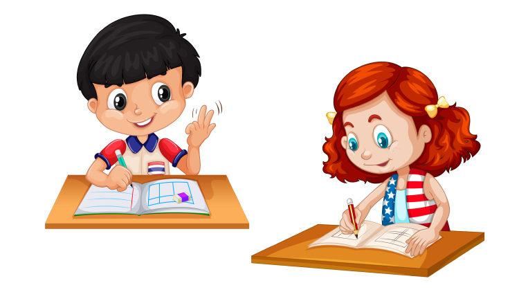 Как научить ребенка красиво писать?