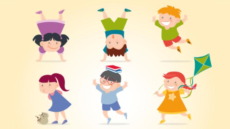 Подвижные игры для детей: 5 способов полезно и приятно провести время