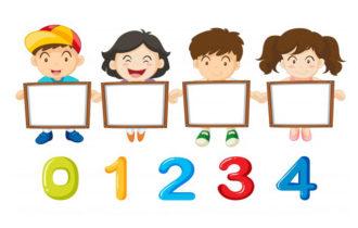 Чет и нечет: как научить малыша считать в уме?