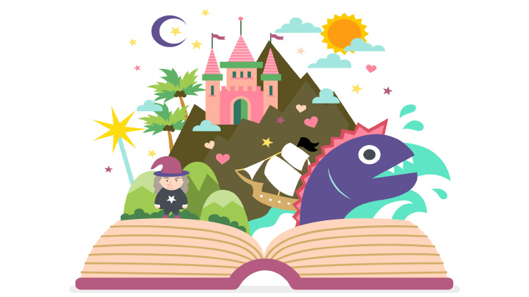 Читаем вместе: список увлекательных книг для детей 3-4-х лет