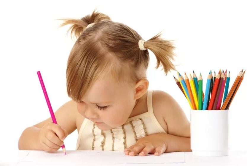Правильно держать карандаш