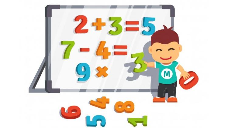 Как правильно научить ребенка быстро считать в уме?