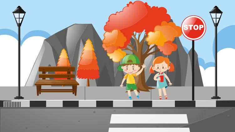 Безопасный путь от дома до школы