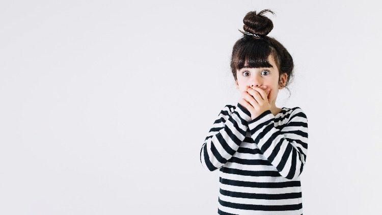 Чего боятся дети разного возраста, и как взрослые могут им помочь