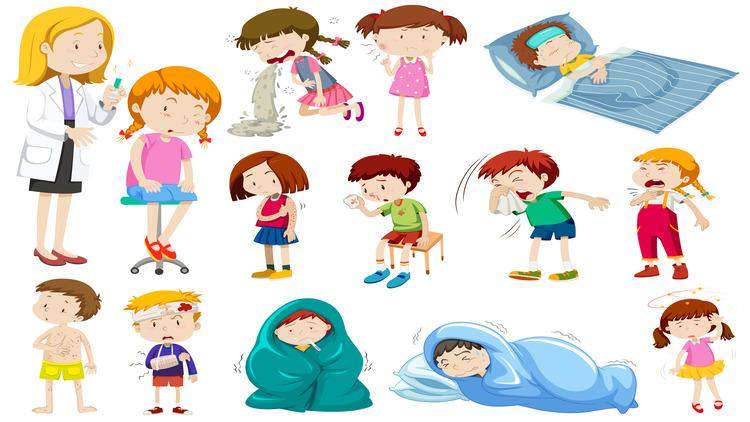 Самые распространенные детские болезни, симптомы которых должны знать все родители