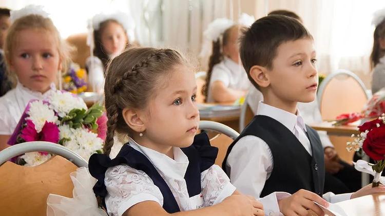 Трудности обучения в первом классе
