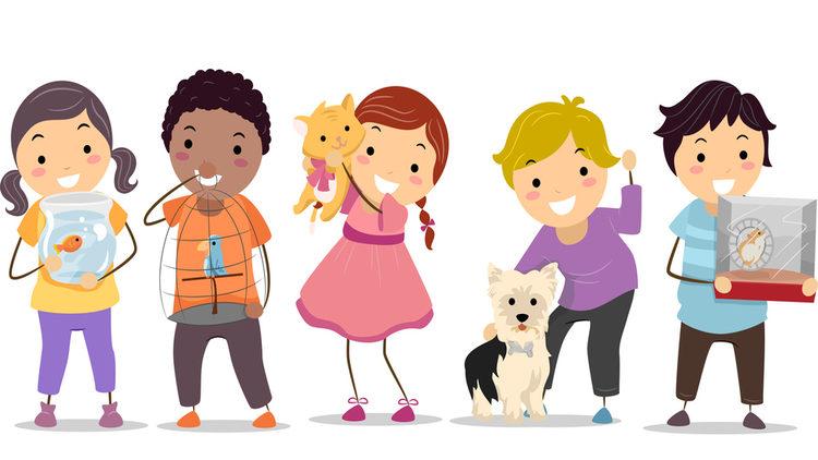 Дети, мы и домашние питомцы. Как нам дружно жить вместе?