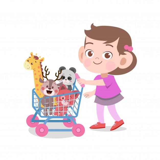 Как научить ребенка-собственника делиться?