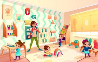 Как приобщить детей к живописи?