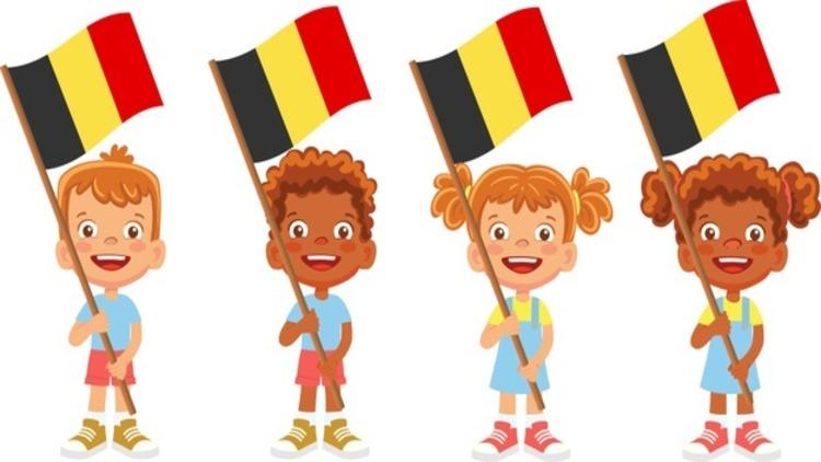 начальная школа Бельгии