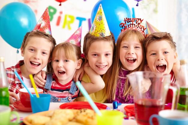 Детский день рождения – как его устроить?