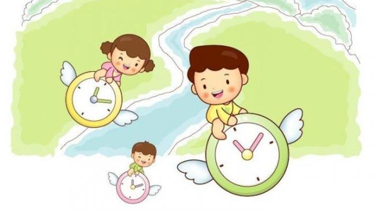 """Как объяснить ребенку, что такое """"время""""?"""